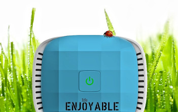 Enjoyable Life Smart Car Air Purifier lepatriinu (1)