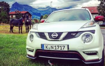 Nissan Juke RS