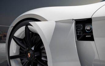 Porsche omanik tahab autot Mission E
