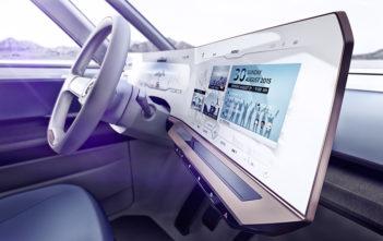 Budd-e interjöör Volkswagen