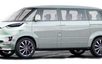 Tesla minibuss