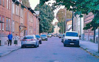 Autovaba paev Tallinn