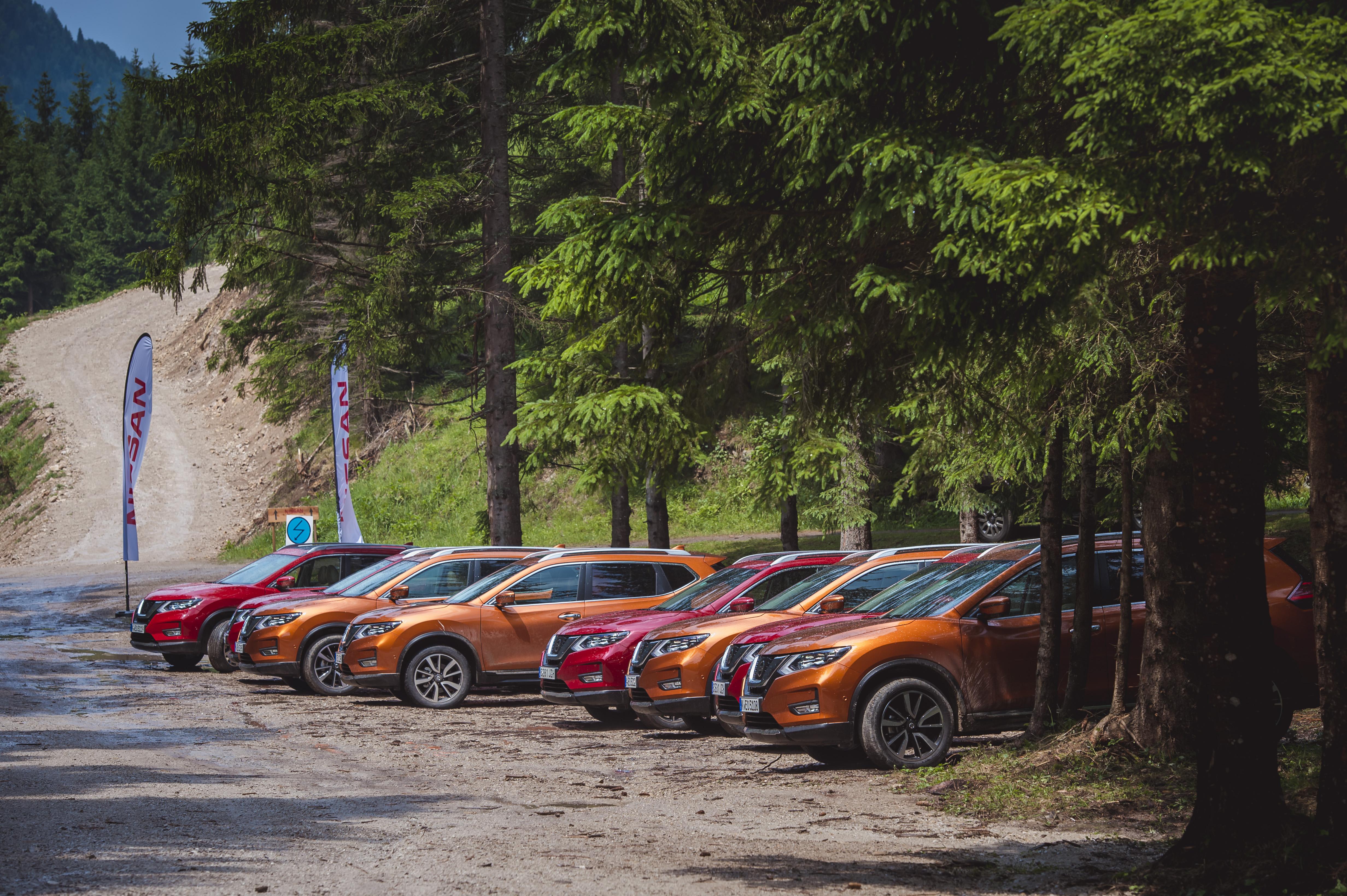 Nissan X-Trail – rahulik, kuid võimekas pereauto